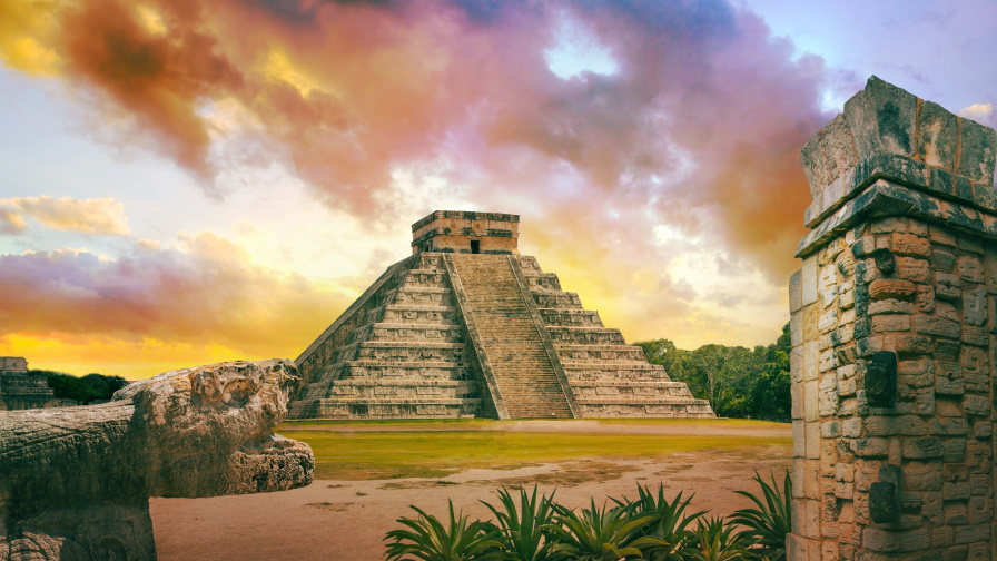 <p>Разгадаха тайната на пирамида на маите в Ел Салвадор</p>