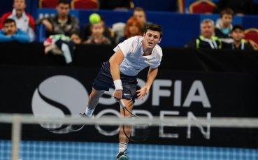 Лазаров отпадна в първия кръг на квалификациите в Богота
