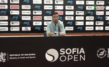 Кузманов: Изправям се срещу надежда на световния тенис