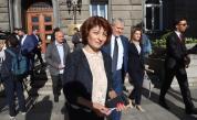 Десислава Атанасова: Надяваме се, че ГЕРБ ще бъде първа политическа сила