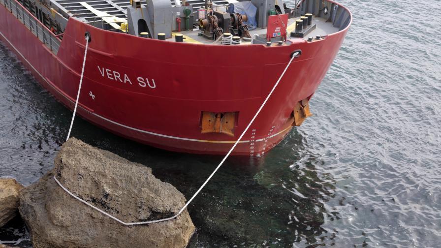 "Повдигат обвинения на капитана на ""Vera Su"" и помощникът му"