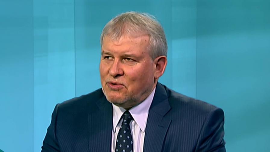 <p>Христов: Не сме говорили Борисов да се кандидатира за президент</p>