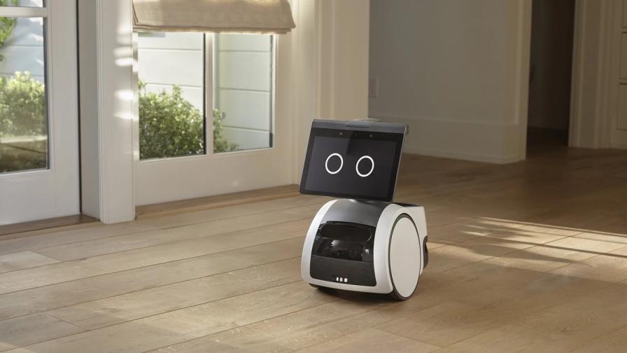 Роботът Astro на Amazon