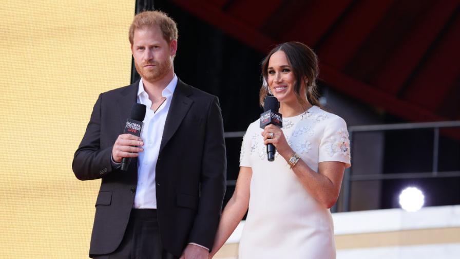 Принц Хари и Меган Маркъл взеха участие в мащабния фестивал Global Citizen Live