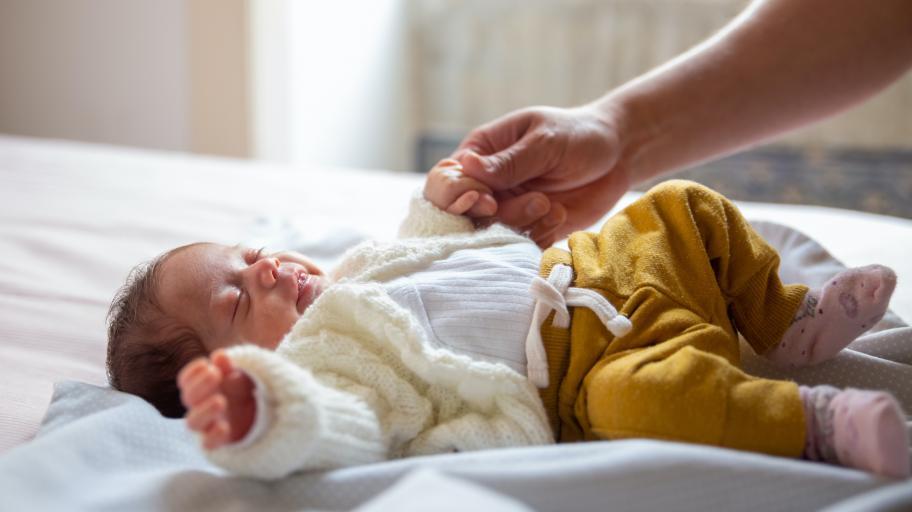 10 особености на новородените, които ги правят уникални