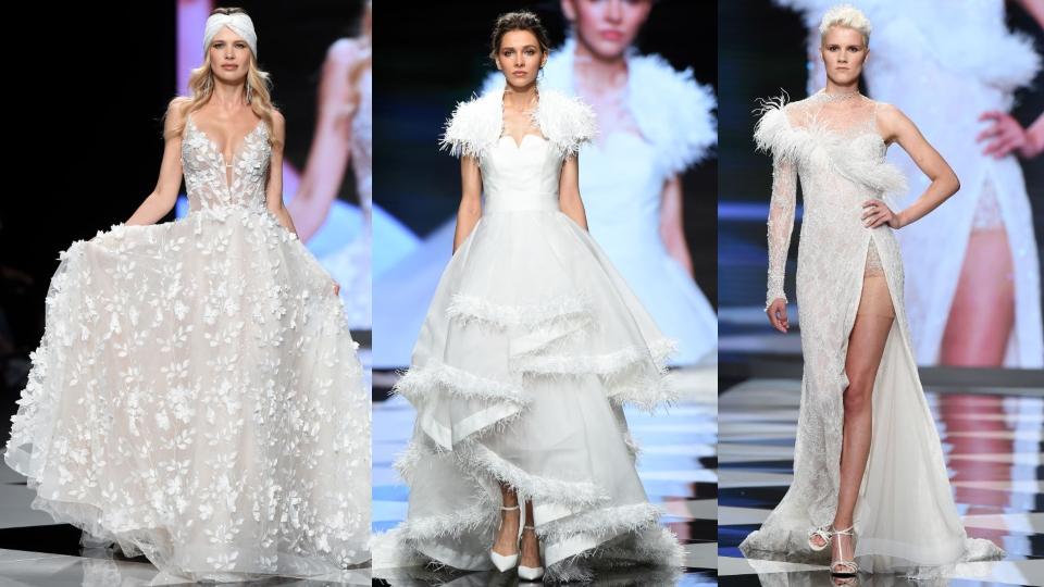 сватба булчинска рокля булка