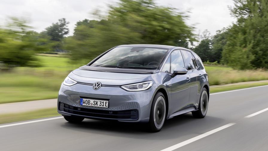 Половината от купувачите на ID.3 никога преди това не са притежавали Volkswagen