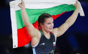 Уникална Биляна Дудова! България със златен медал от СП по борба