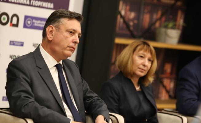 Журналистът Горан Благоев е кандидатът за президент на коалицията на Цветанов-Москов
