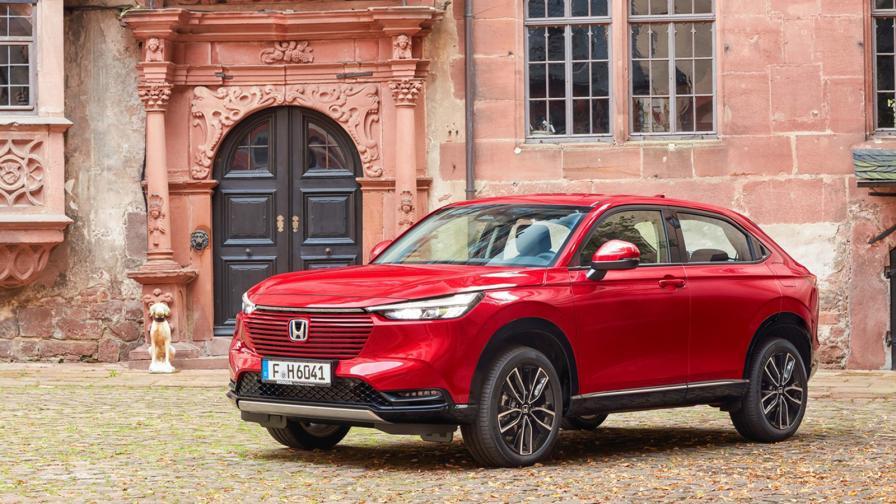 Honda HR-V идва с едно хибридно задвижване и стартова цена от 60 000 лв.