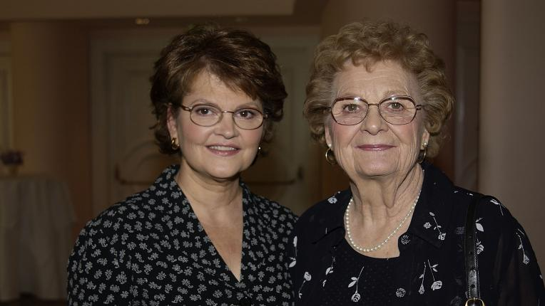 Няколко поколения красота - Синди Крофърд и жените в семейството