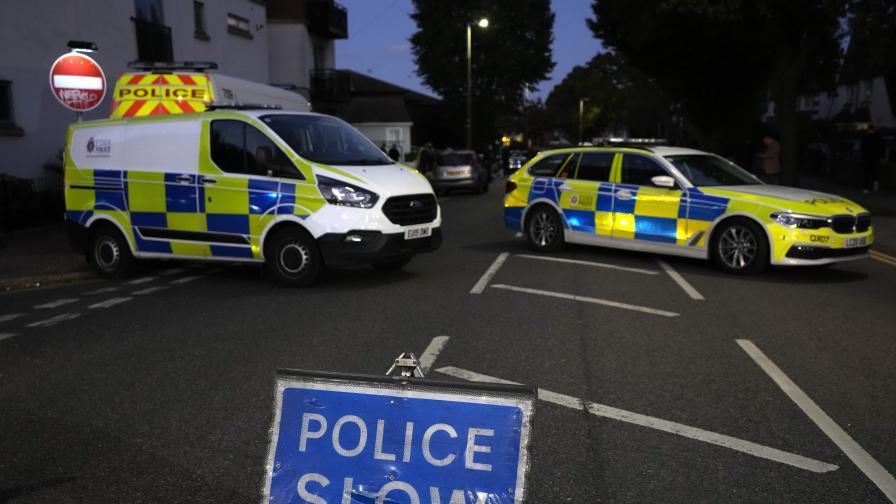 Британските власти обявиха убийството на...