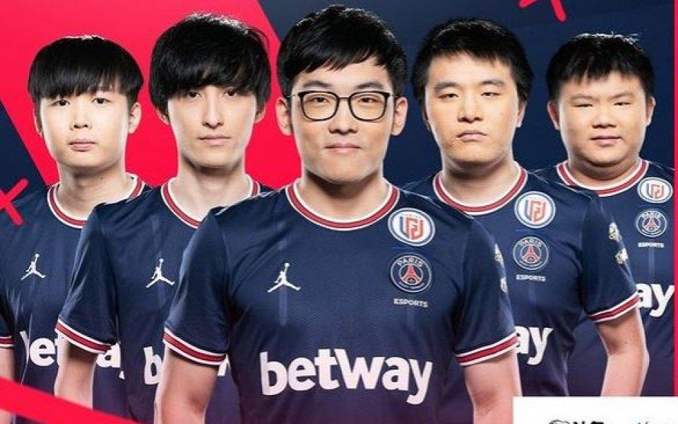 Psgesports е първият финалист в The International 10!Азиатските геймъри преминаха