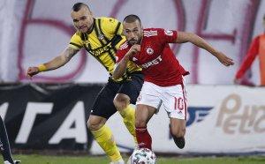 ЦСКА измъкна трите точки в голово шоу срещу Ботев Пд, спорни решения белязаха мача