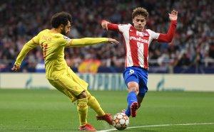 НА ЖИВО: Атлетико М 0:2 Ливърпул, шок за мадридчани