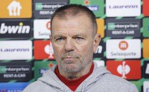 Стойчо Младенов: Много разчитам на феновете, очаквам да напълнят стадиона