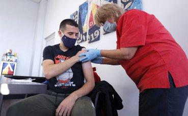 Левски даде пример! Футболистите се ваксинираха против COVID-19