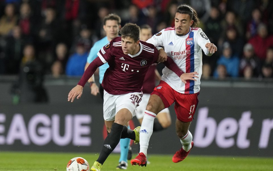 Българският младежки национал Мартин Минчев изигра пореден силен мач за