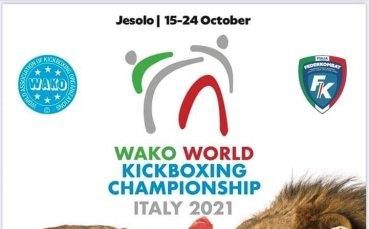 Четирима българи станаха световни вицешампиони от Световното по кикбокс в Италия