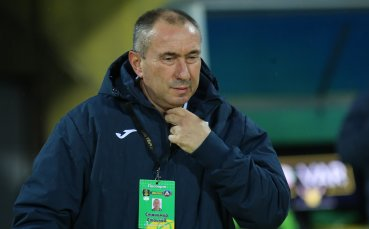Стоилов отново с градивна критика към тима след класиката над Пирин