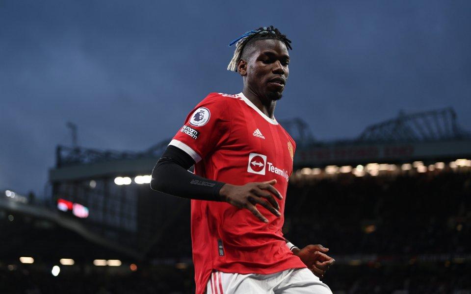 Звездата на Манчестър Юнайтед Пол Погба все още не е