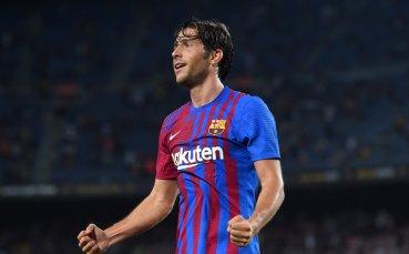 Роберто напуска Барселона след края на сезона