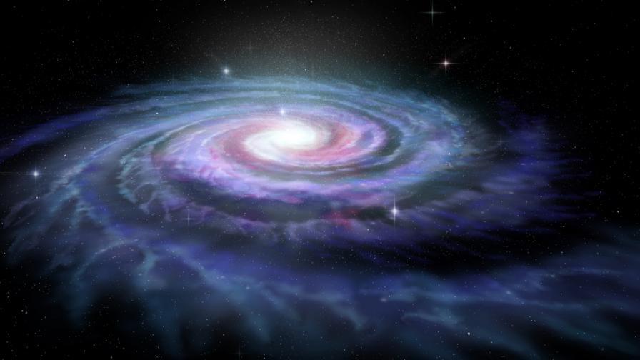 Галактика Млечния път
