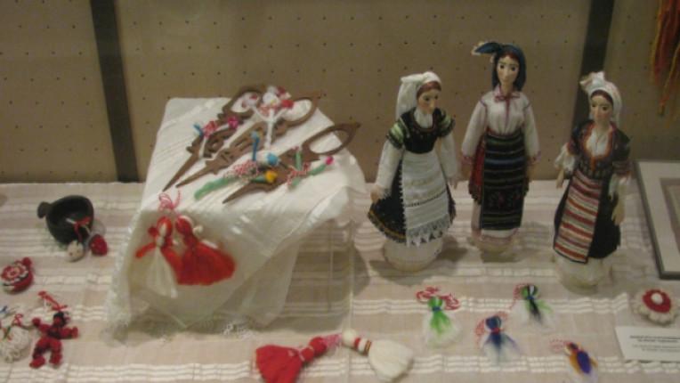 Баба Марта занаяти български традиции Национален етнографски музей изложба обичаи