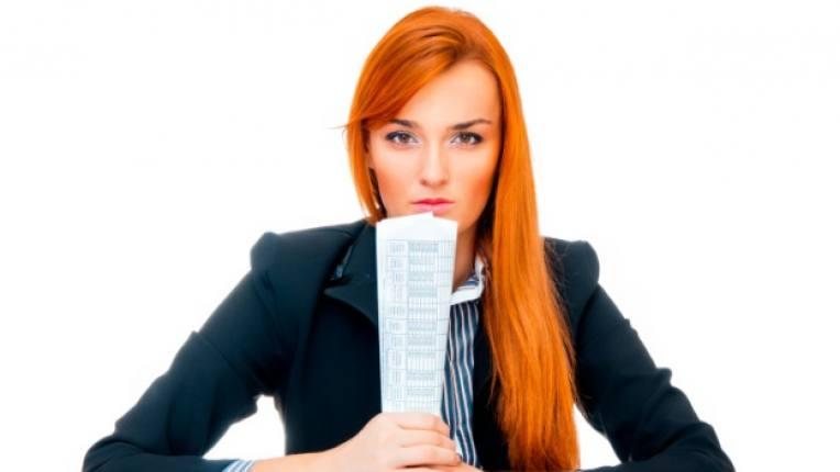 жена офис бизнес работа
