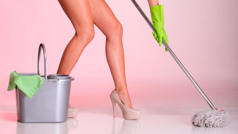 почистване домакиня