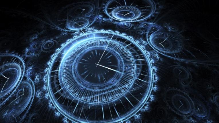 часовник време час стрелки