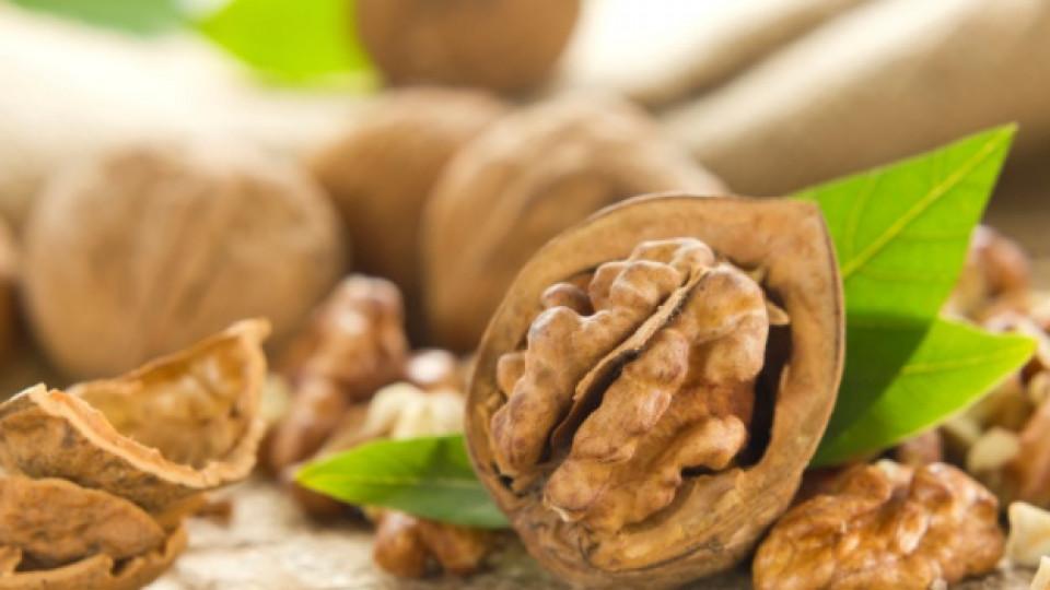 Орехи срещу диабет
