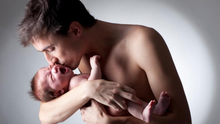баща дете родител бебе