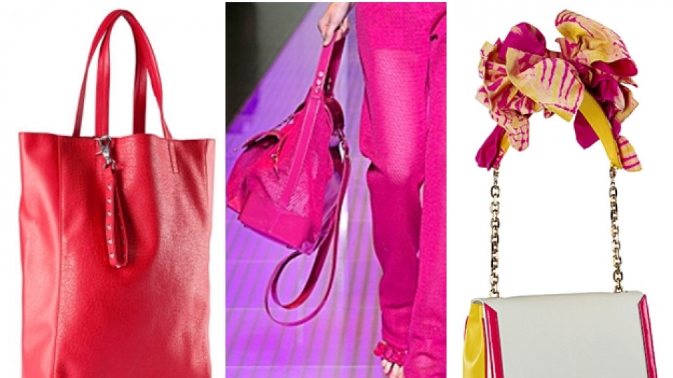 Отляво надясно: H&M; Versace; Christian Louboutin