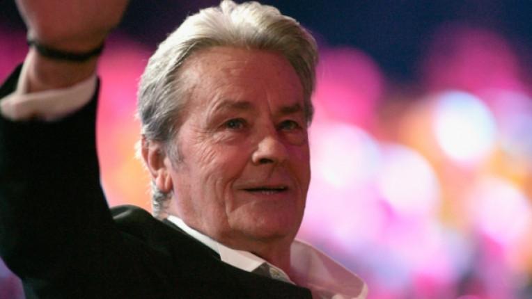 Ален Делон почетна награда кинофестивал Кан филм успешна кариера Джъд