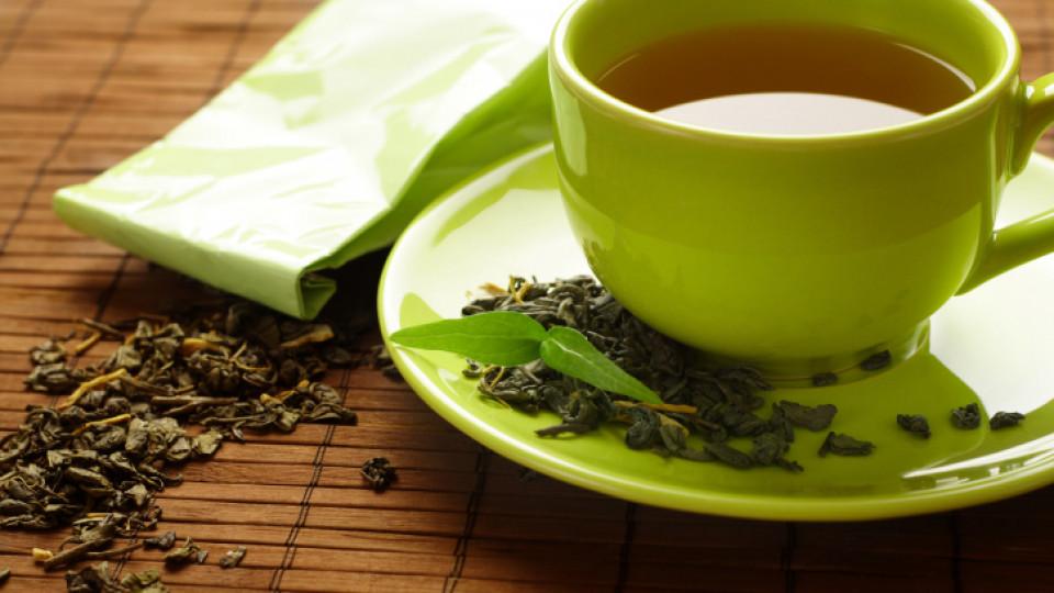 Черен чай за красива кожа