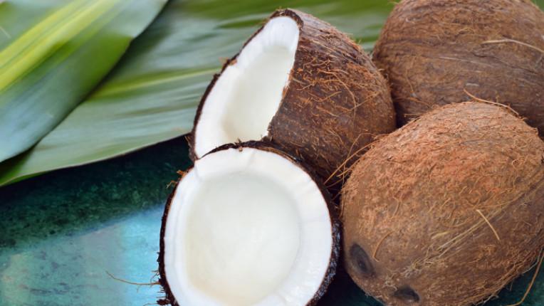 кокос кокосово масло