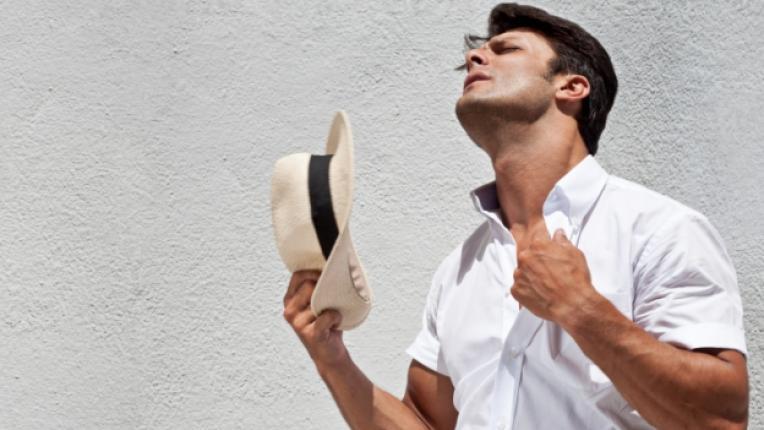 жега температура лято горещини климатични особености Лондон студ Целзий търпимост