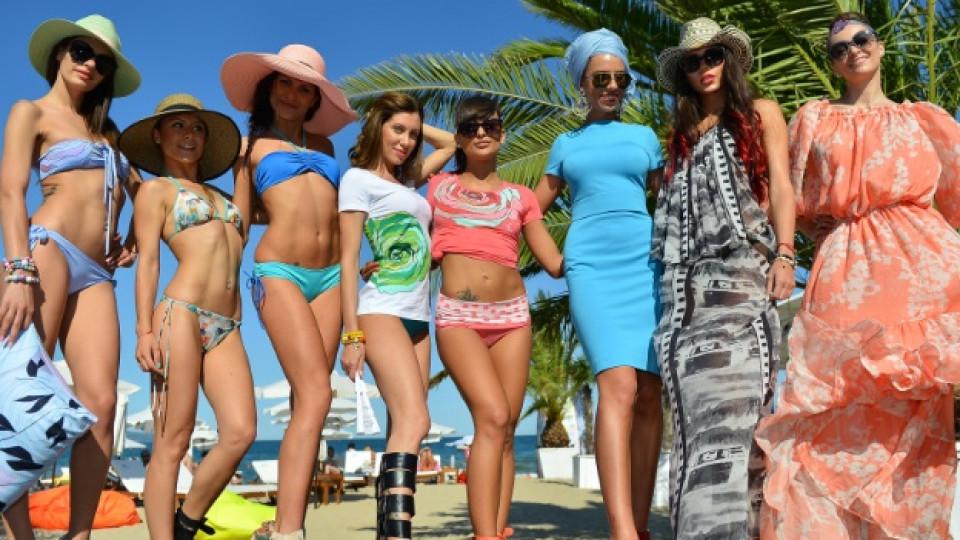 Новите модели плажни облекла на Bedroom Beach by Dia