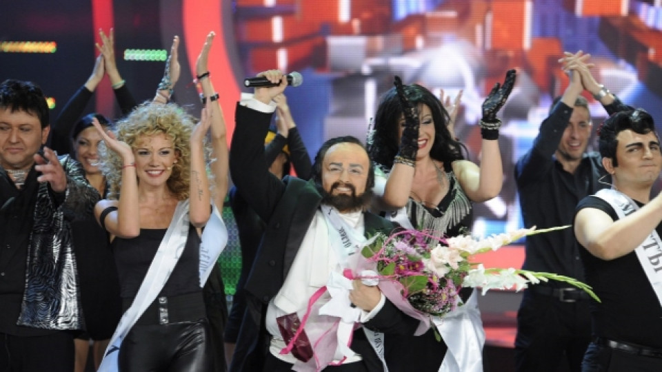"""С образа си на Лучано Павароти - Рафи успя да спечели финала на шоуто """"Като две капки вода"""""""