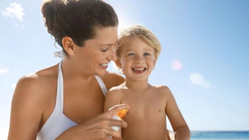Cлънцезащитните продукти са спасители на плажа, но за кожата ви