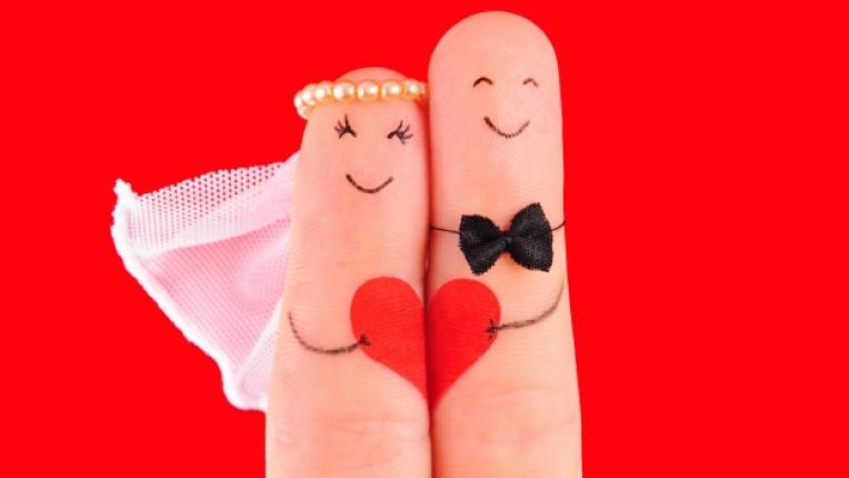 пръсти брак сватба женитба