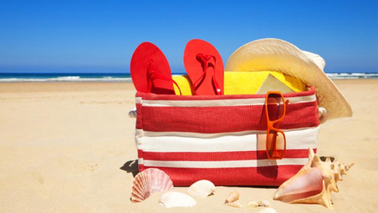 плаж чанта хавлия море