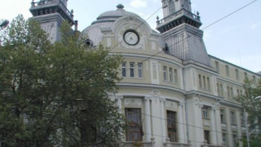 """Сградата Министерство на земеделието и храните на столичния бул. """"Христо Ботев"""""""