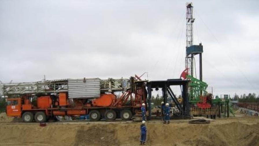 Голямо находище газ под с. Девенци, Плевенско
