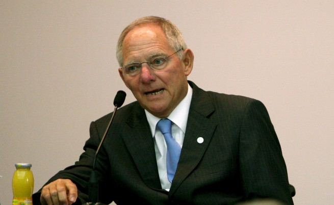 Волфганг Шойбле: Алчността е причина за кризата