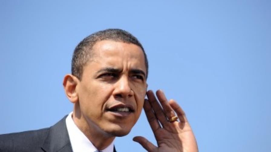 Обама в шоуто на Лено: Ако искаш приятел във Вашингтон, вземи си куче