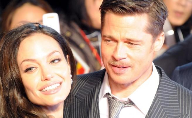 Брачен ултиматум за Анджелина Джоли