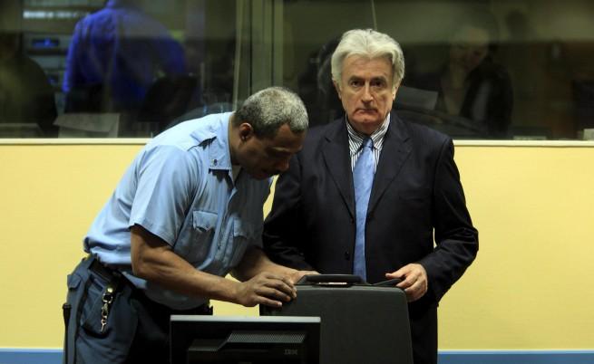 Караджич: Прокуратурата сплашва семейството ми