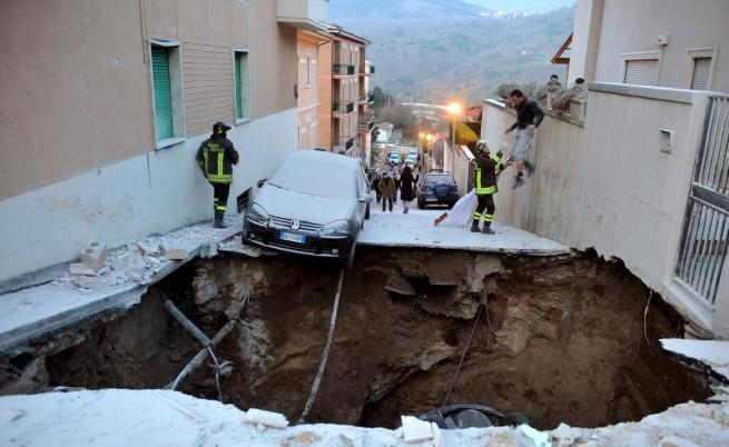 Стотици жертви от земетресението в Италия